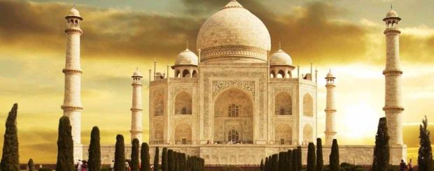 Normal Taj Mahal Tour By Car